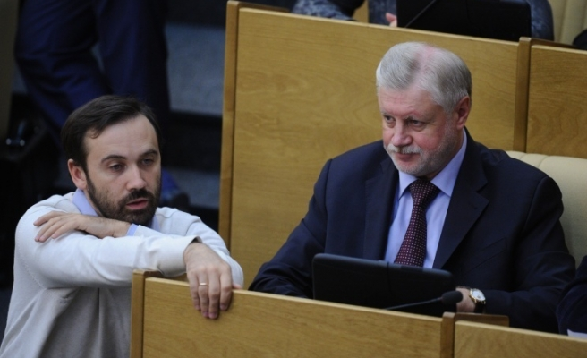 Russian deputy isolated after opposing Crimea annexation