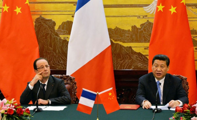 China and France agree business deals worth US$27bn
