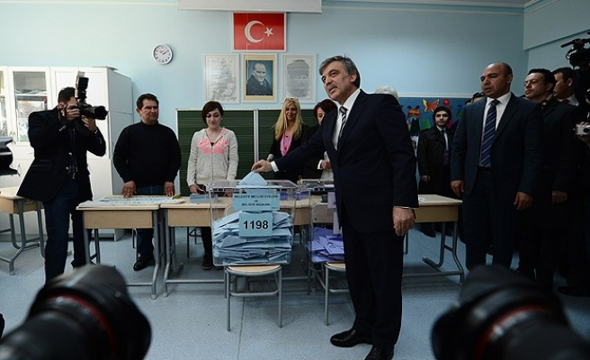 Turkish officials cast their votes in election- UPDATED