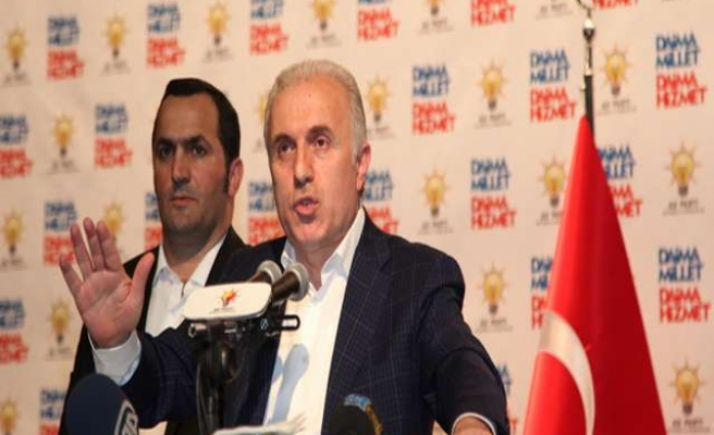 Ak Party declares victory in Istanbul