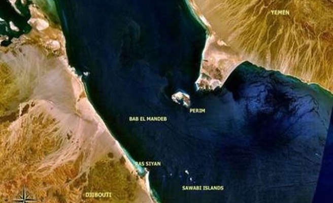 Oil tanker shot at in Strait of Hormuz