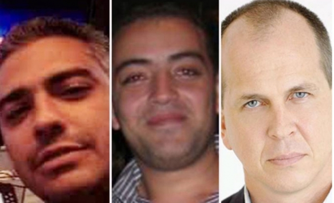 Sisi says pardon for Al Jazeera journalists 'being discussed'