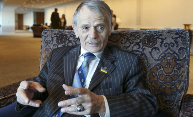 Tatar leader plays down Turkey intervention in Crimea