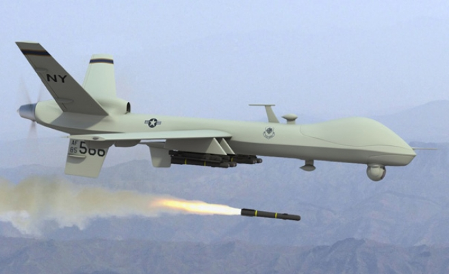 Rebels killed in fresh drone attack in Yemen
