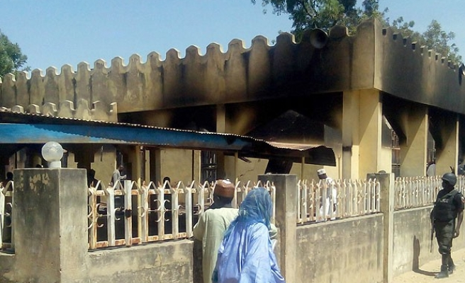 20 dead in Boko Haram's attack on Nigeria mosque
