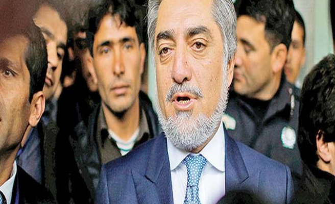 Partial Afghan election results put Abdullah in lead