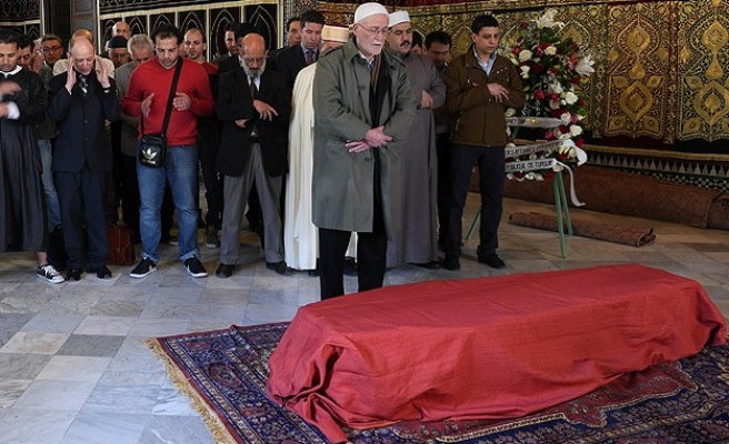 Ottoman princess passes away, buried in Paris