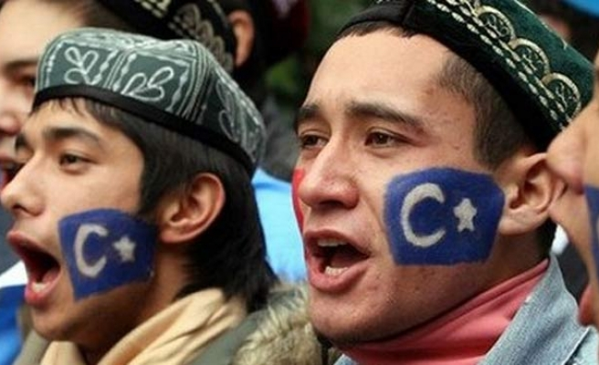 Uighur Turks stranded at Istanbul airport for 17 days