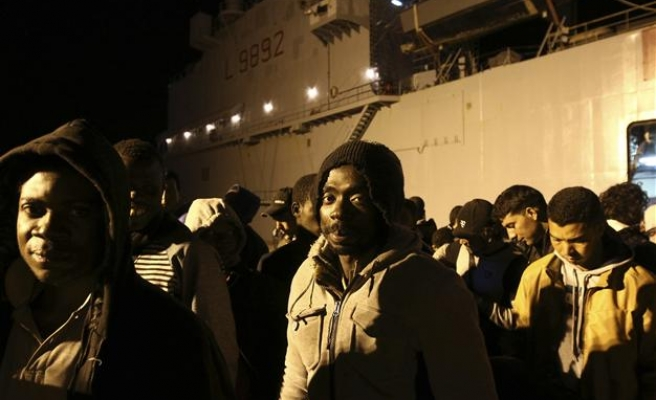 UNHCR: Italy rescues 6,000 migrants in 4 days