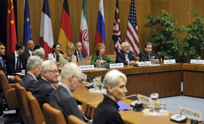 Iran and powers not discussed extending nuclear talks -U.S.