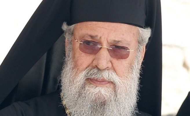 Cyprus archbishop tells Turkish Cypriots to give up land