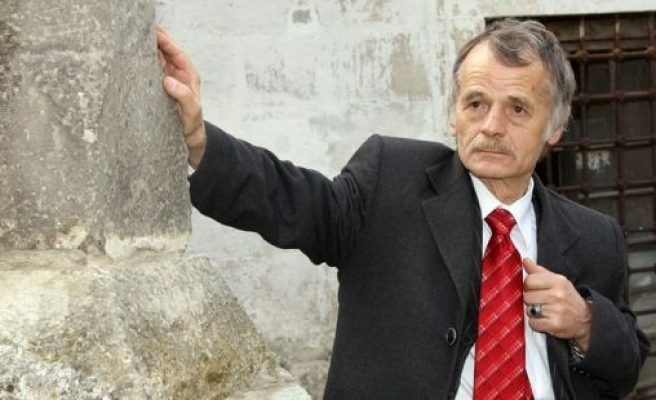 Crimean Tatar leader to Russia: This is not 1944