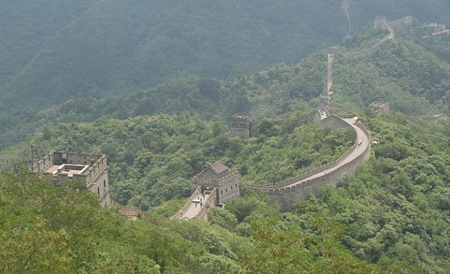 New sections of Great Wall unearthed in China