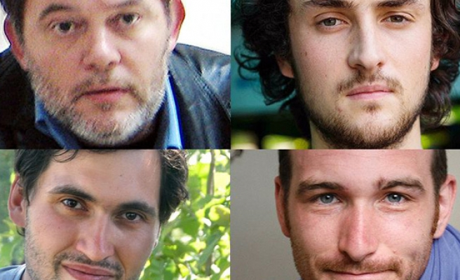 Kidnapped French journalists rescued, released in Turkey