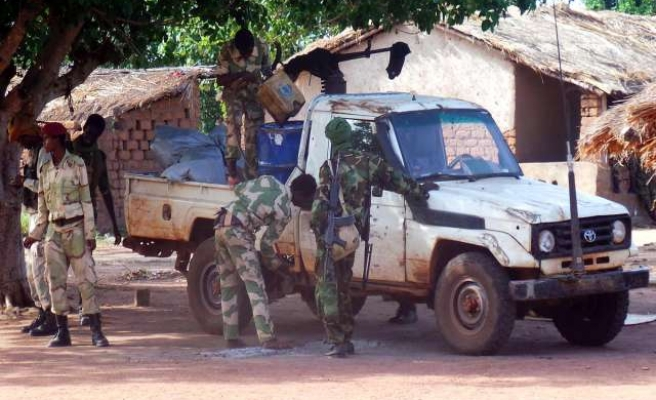 CAR rebels expel government ministers