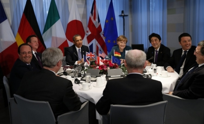 G7 leaders agree on new Russia sanctions