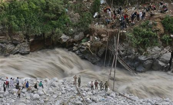Hydro-power projects blamed for deadly Indian floods