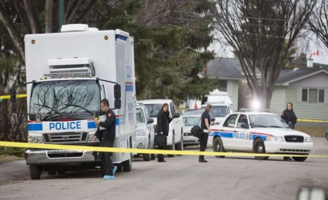 Suspect arrested in Canadian police killings- UPDATED