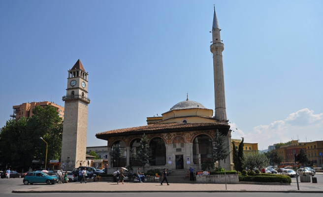 Turkey to restore oldest mosque in Albanian capital