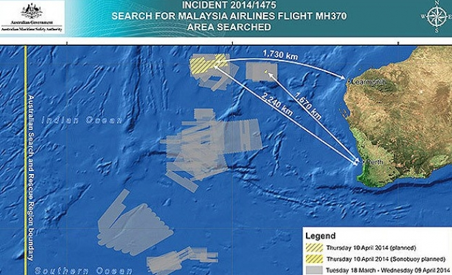Malaysia, Australia to share costs of MH370 search