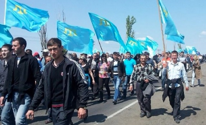 Russia 'ready to solve Crimean Tatars' problems'