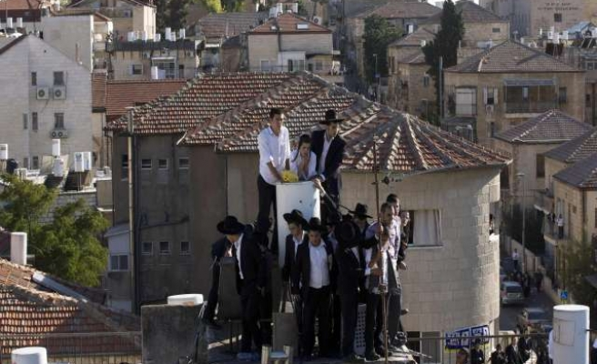 Israeli settlers open Jewish seminary in East Jerusalem