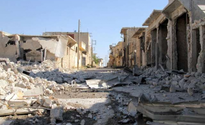 Syria rebel infighting forces over 60,000 to flee homes
