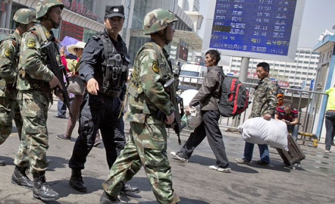 China hunting family members of alleged Xinjiang bomber
