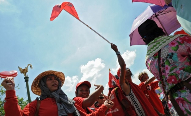 Thailand's Thaksin supporters unsurprised by coup