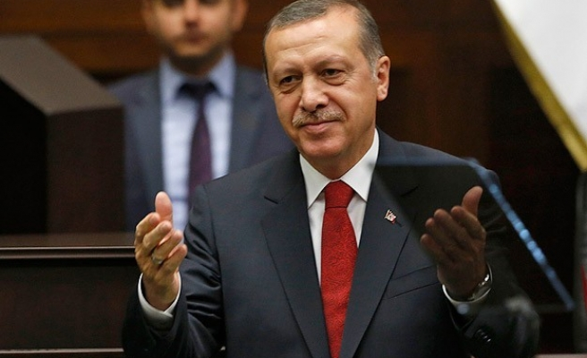 Erdogan: People of Middle East must control own fate