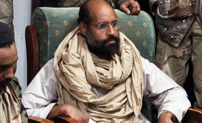 Trial of Gaddafi's son adjourned to June 22