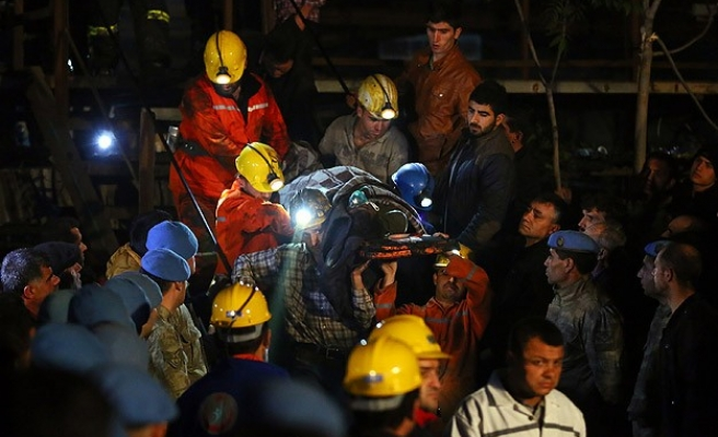Death toll from Turkish mine disaster rises to 284- UPDATED