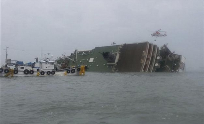 South Korea court jails captain of doomed ferry for 36 years