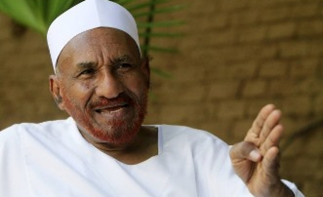 Ex-Sudan PM grilled for 'insulting' intel apparatus