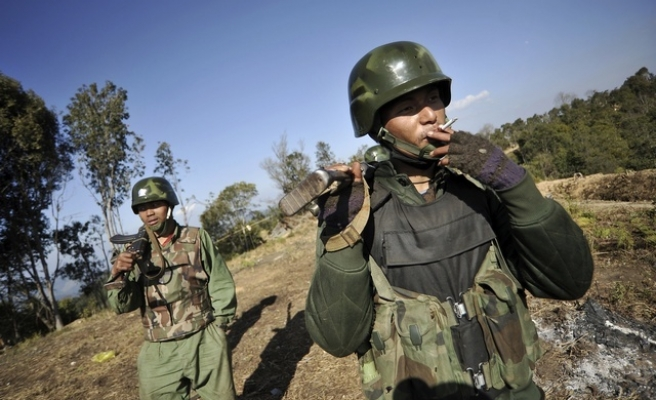 Myanmar Kachin rebels say 23 cadets killed by army shell