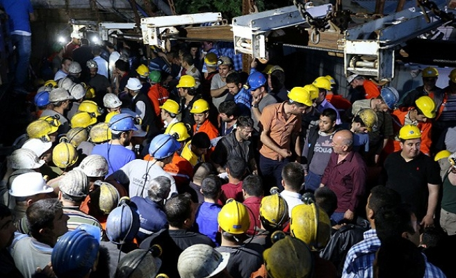 Three suspects reported dead in Turkey mine disaster