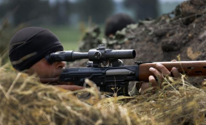 Separatists kill member of Ukrainian special forces