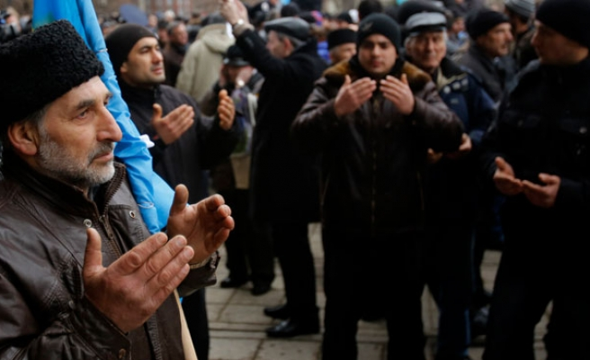 UN human rights official says Crimean Tatars are 'threatened'