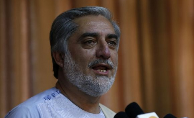 Afghanistan's Abdullah to reject poll audit results