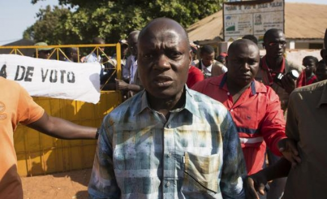 Guinea-Bissau presidential candidate Nabiam concedes defeat