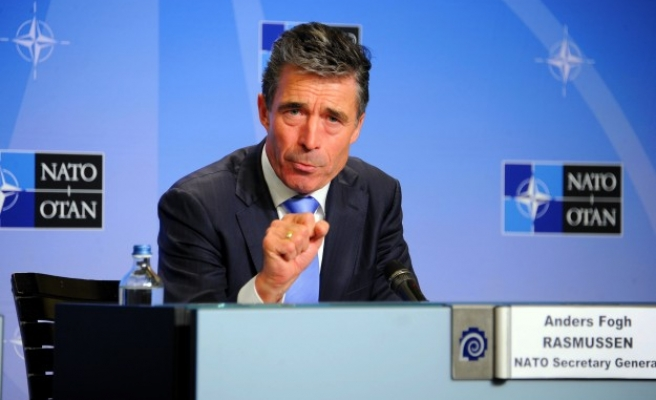 NATO doesn't see a role in Iraq- Rasmussen