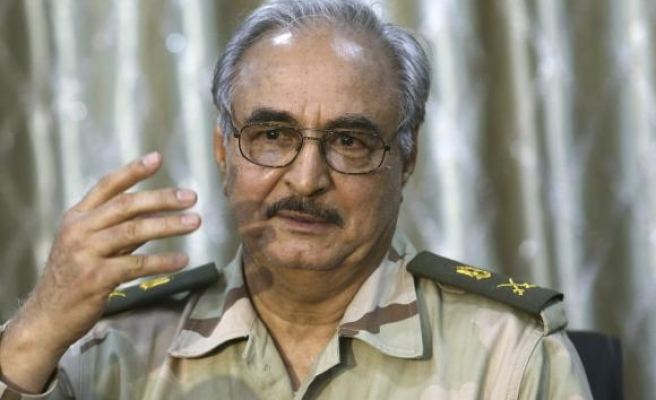Algeria 'not ready' to coordinate with Libya's Haftar