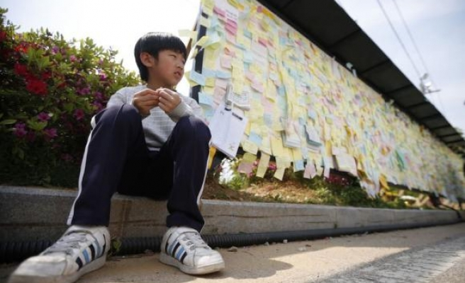 South Korean children finish last in happiness survey