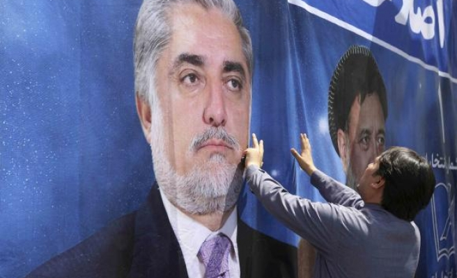 Afghan election runner-up promises co-operation