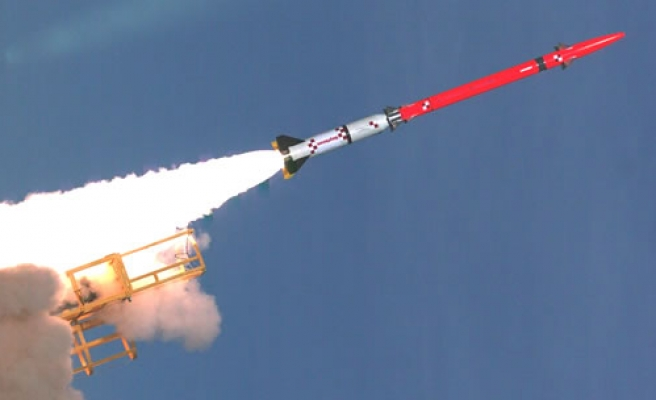 Israel's David's Sling missile shield unlikely to be ready in 2015