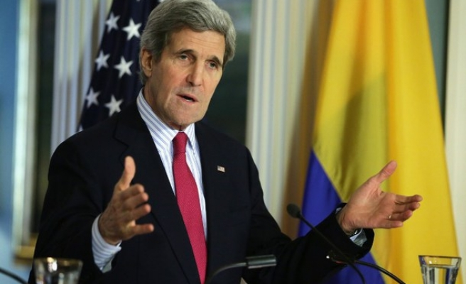 Kerry says Russia-China gas deal not linked to Ukraine