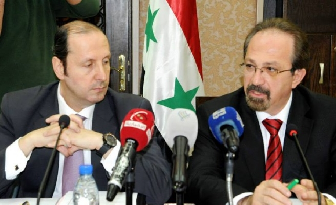 Syria calls for help rebuilding health system