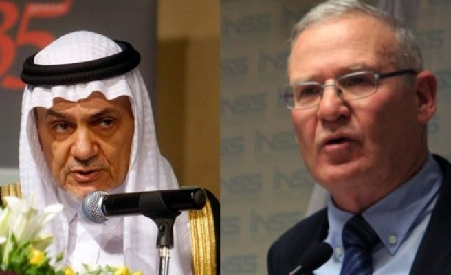 Saudi, Israeli intel chiefs to share panel at US conference