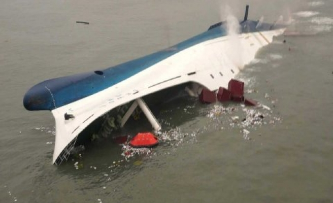 S.Korea ferry disaster crew member first to plead guilty