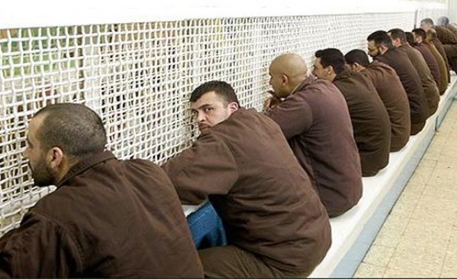 UN 'concern' for Palestinian detainees on hunger strike